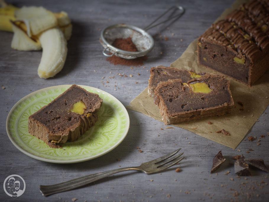 bananen mango kuchen rezept backen 6 | Heute gibt's wieder was Süßes bei uns ... und wie das gekommen ist, können wir euch ganz schnell erzählen.