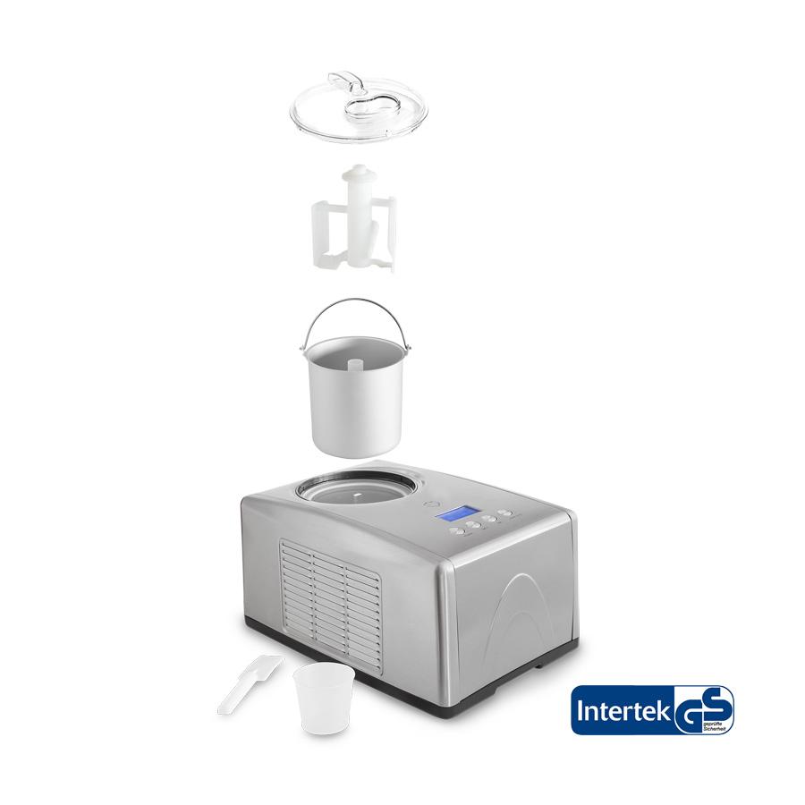 Eismaschine Emma – Produkttest