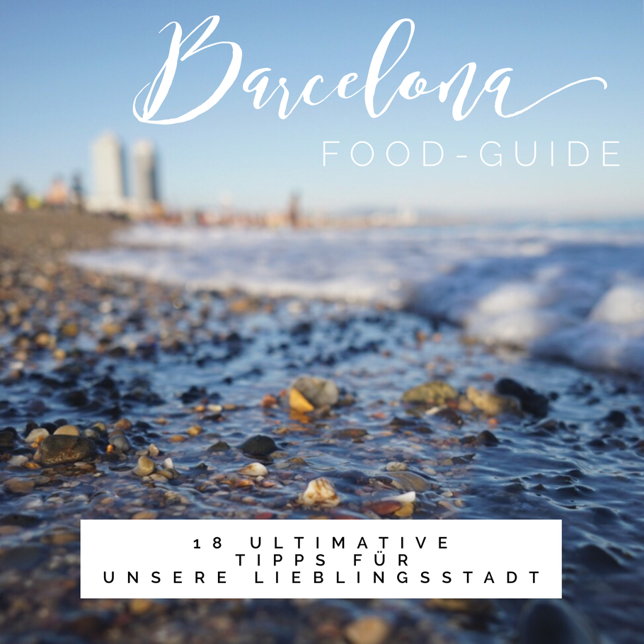 Barcelona – Food Guide