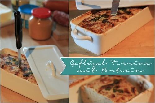 image 3 8 | Servieren könnt ihr die Terrine zu einem gemischten Salat mit einer Vinaigrette als Dressing oder einfach zu Brot. Baguette passt immer, lecker ist aber auch unser Gewürzbrot :)