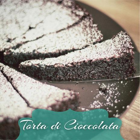 Rezept für einen saftig, schokoladigen Kuchen. Ohne Butter und Mehl, dafür mit Mandeln und Olivenöl. Den müsst Ihr testen. #olivenöl #backen #rezepte #schokokuchen