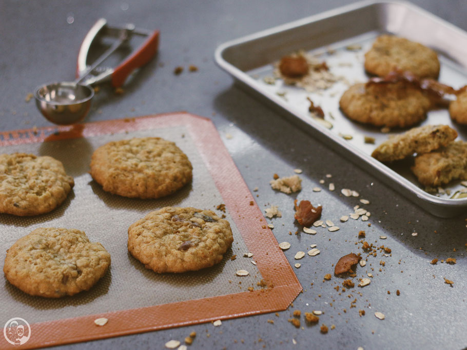 maple bacon cookies usa rezept geb%C3%A4ck backen 9 | English Version