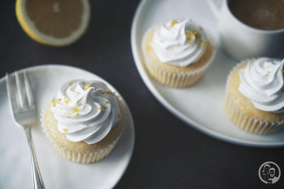 Zitronencupcakes