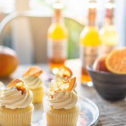 Cupcakes mit Weizen Mix
