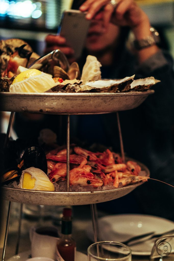 Seafood Platte Dark Horse
