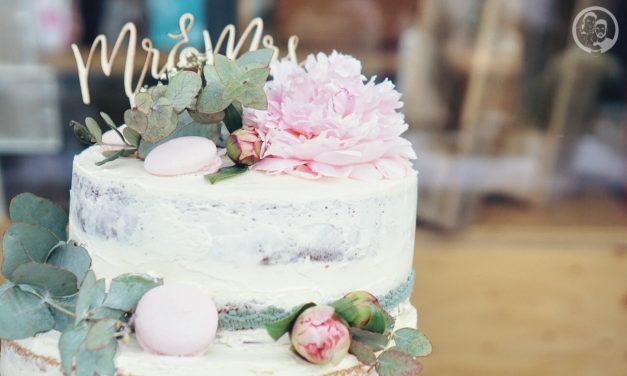 Projekt: Hochzeitstorte