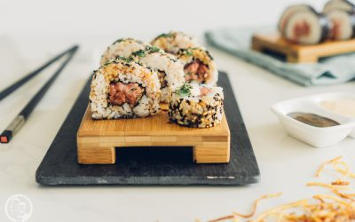 Spicy Tartar Roll