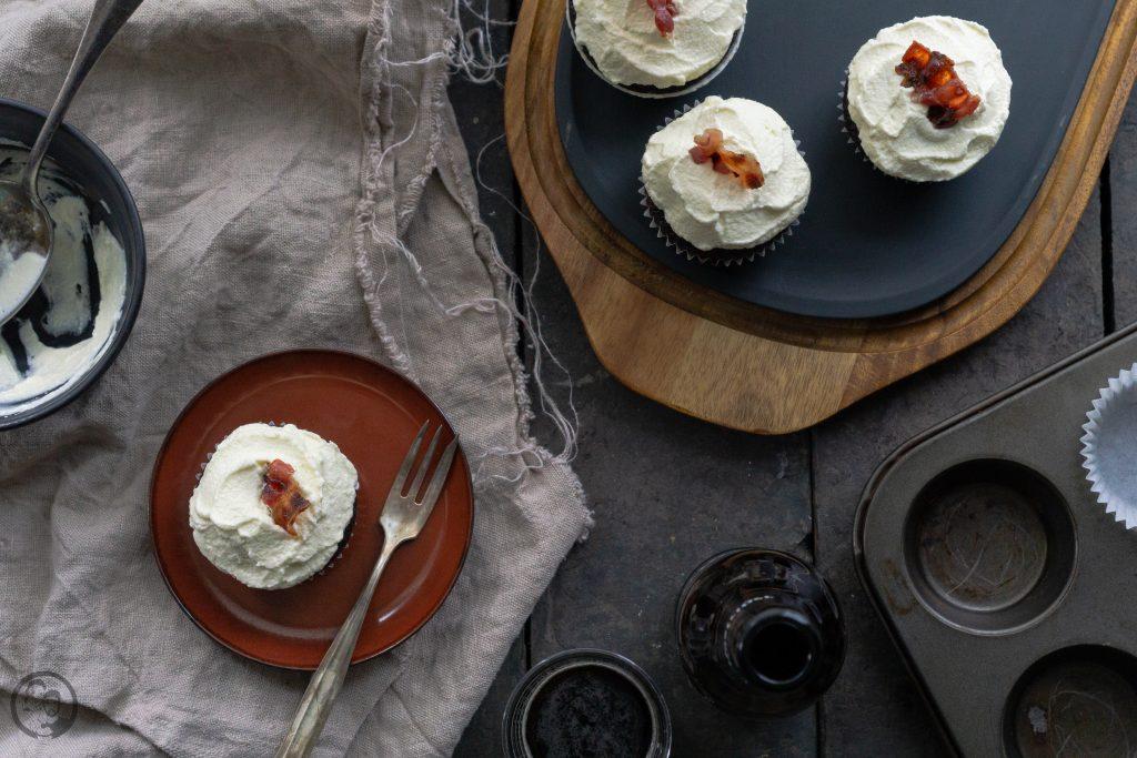 Cupcakes von oben