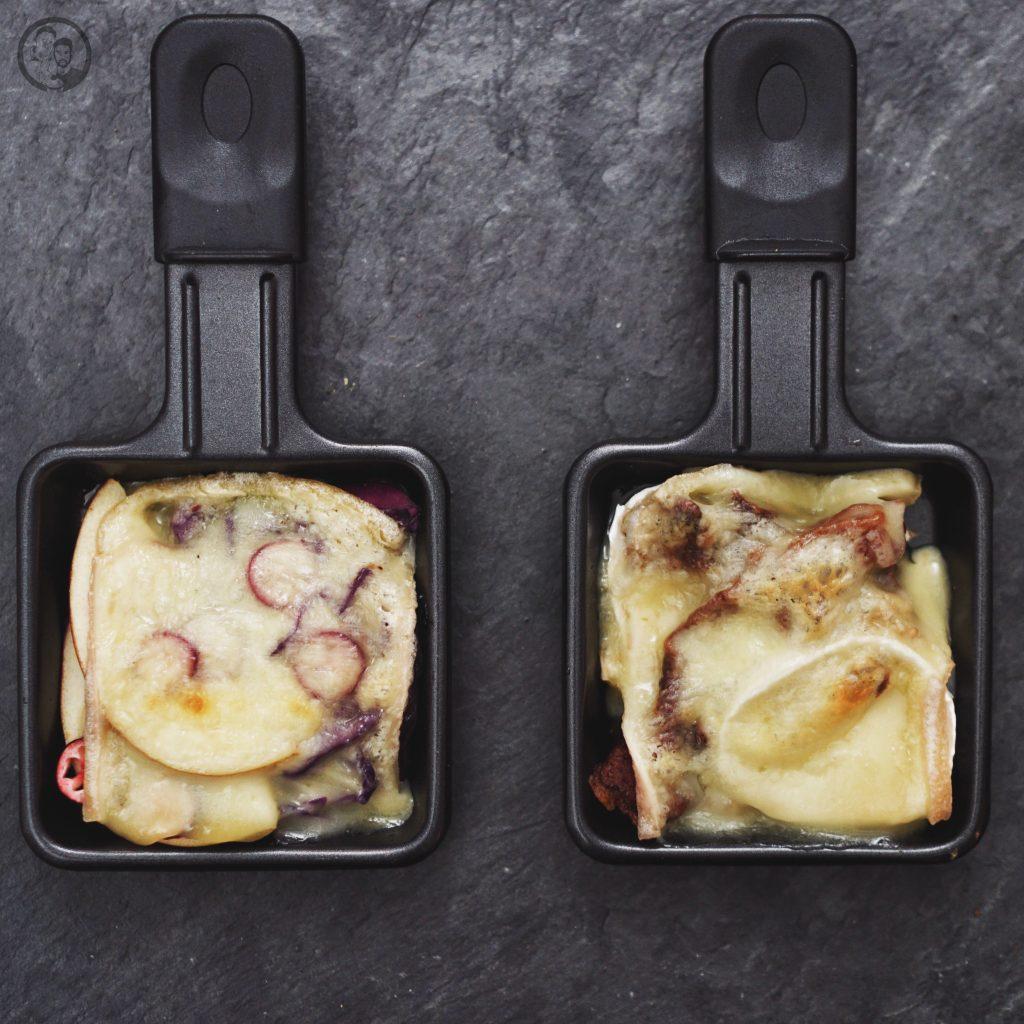 RACLETTE mW 4 | Alle Jahre wiederheißt es auch bei uns Raclette-Zeit! In den meisten Familien ist das gemeinsame Raclette-Essen Tradition. Ob nun an Weihnachen oder auch anSilvester ... bei uns sogar gerne auch mal an beiden Festen. Aberwie das so oft der Fall ist, kann diese Tradition dazu verleiten, immer wieder das gleiche aus dem Pfännchen zu zaubern. Daher haben wir unsere vier ultimativen Raclettepfännchen für euch gesammelt.
