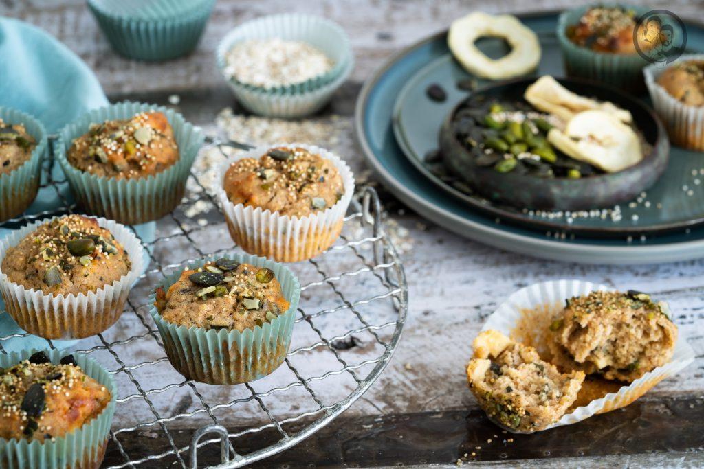 Rezept protein muffins