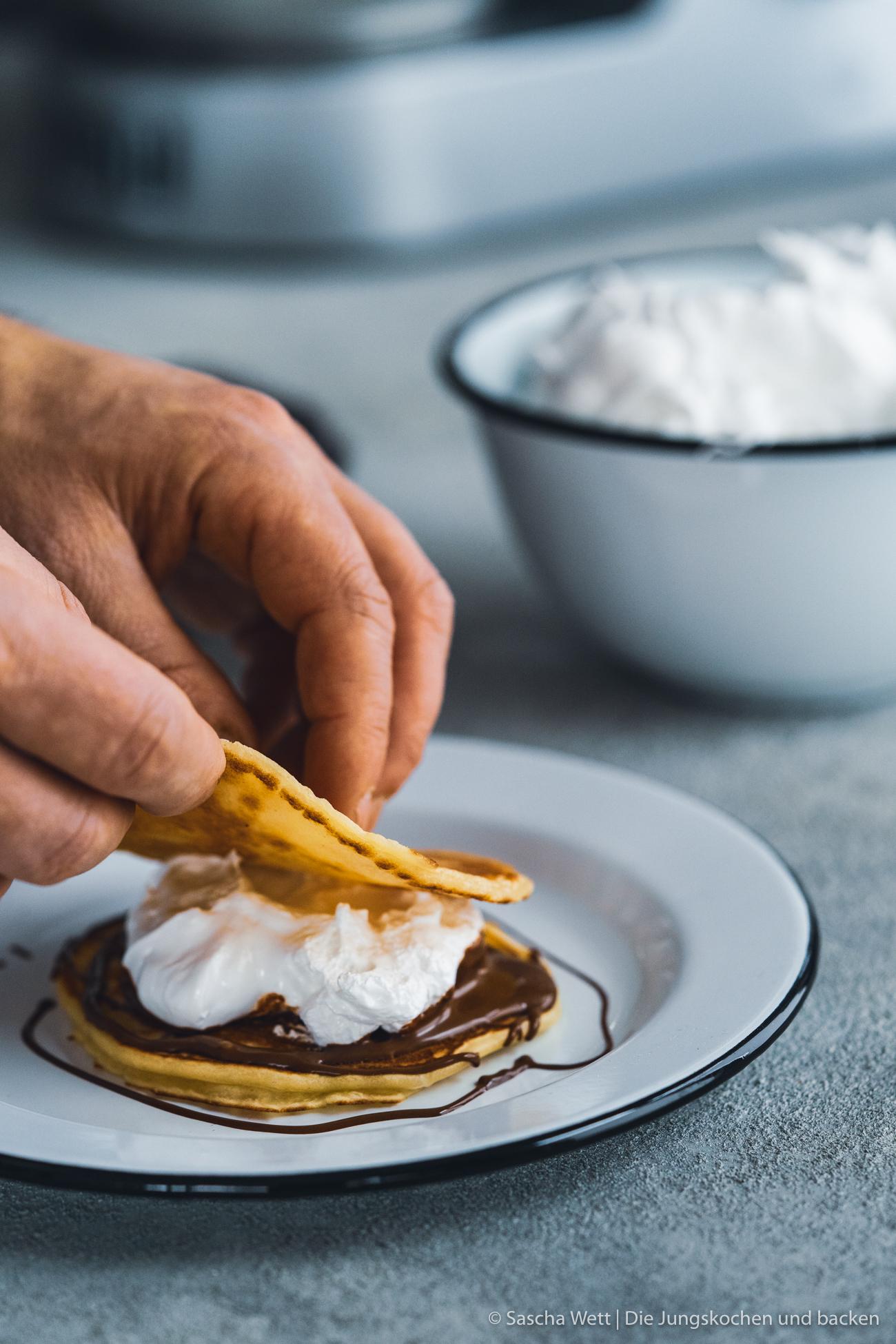 SMores_Pancakes_kenwood_cooking_chef-3