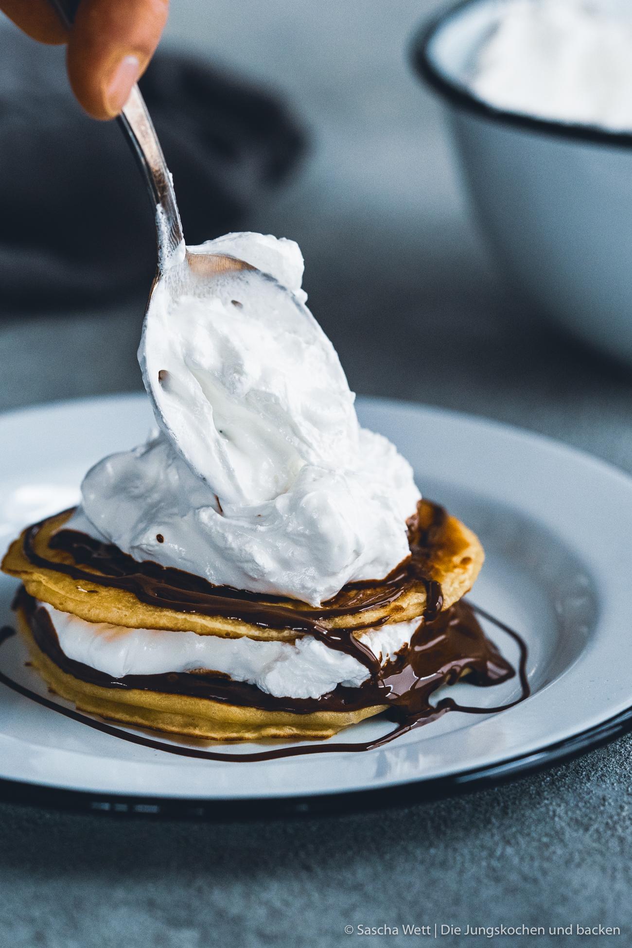 SMores_Pancakes_kenwood_cooking_chef-4