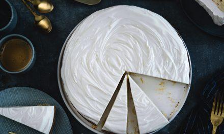Half-Baked Cheesecake