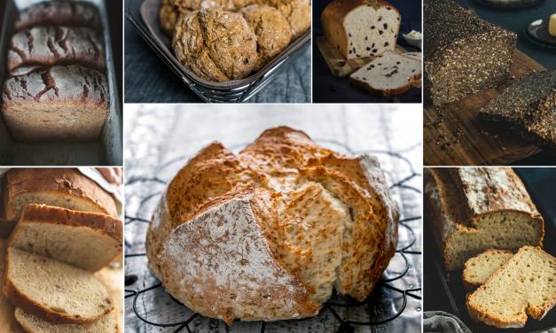 7 einfache Brotrezepte