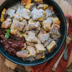 Tefal Pfannengerichte 9 | Rezept für einen klassischen Kaiserschmarrn.Das absolute Wohlfühlgericht, da werden eure Gäste 100% begeistert sein!