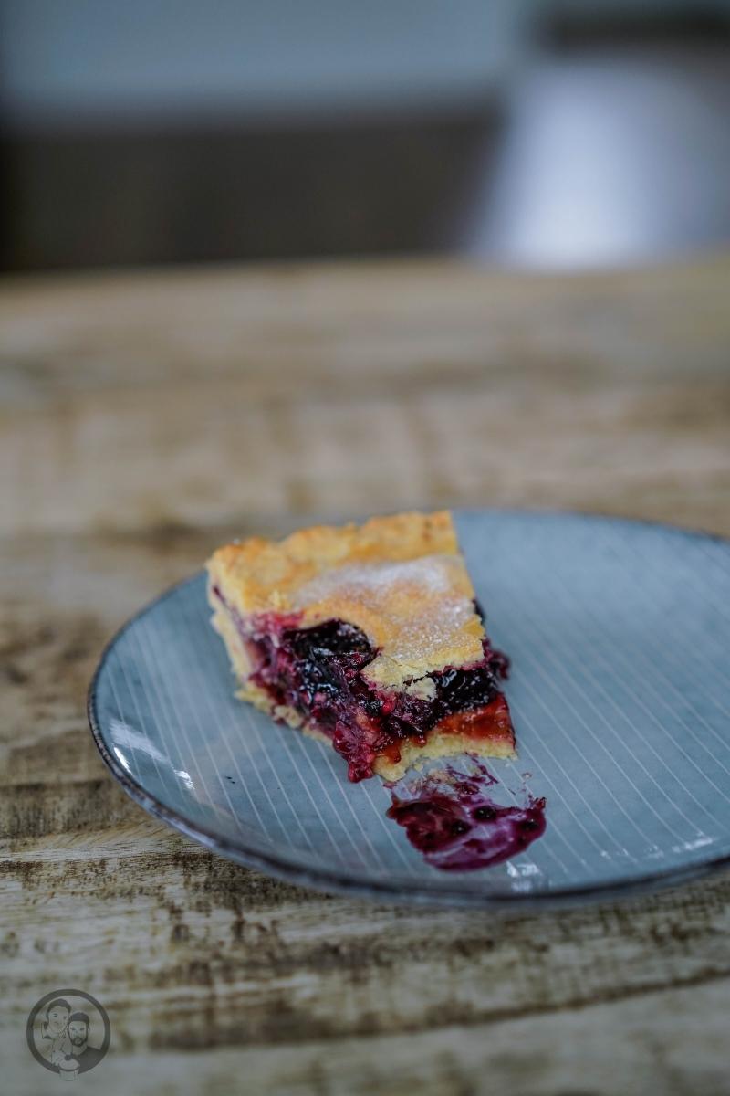 Berry Pie Teller leer