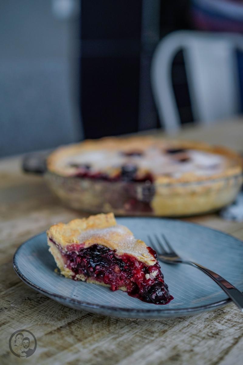 Stück Berry Pie