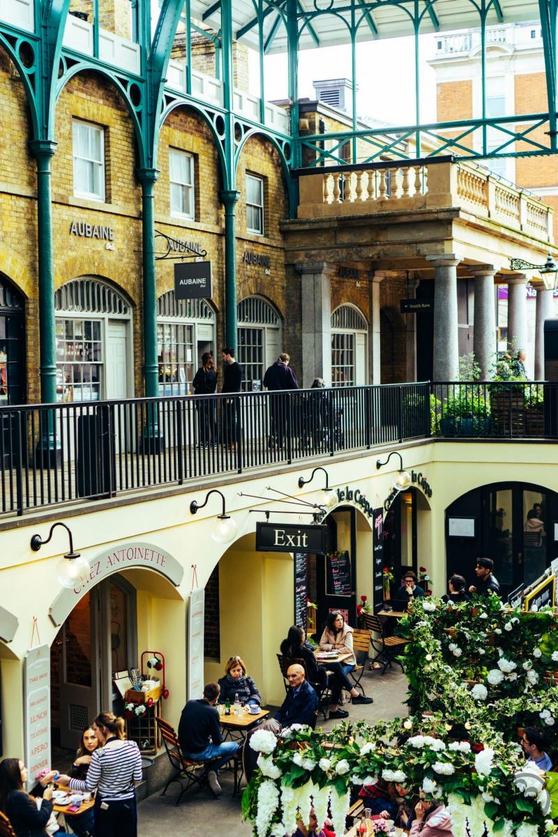 Covent Garden innen