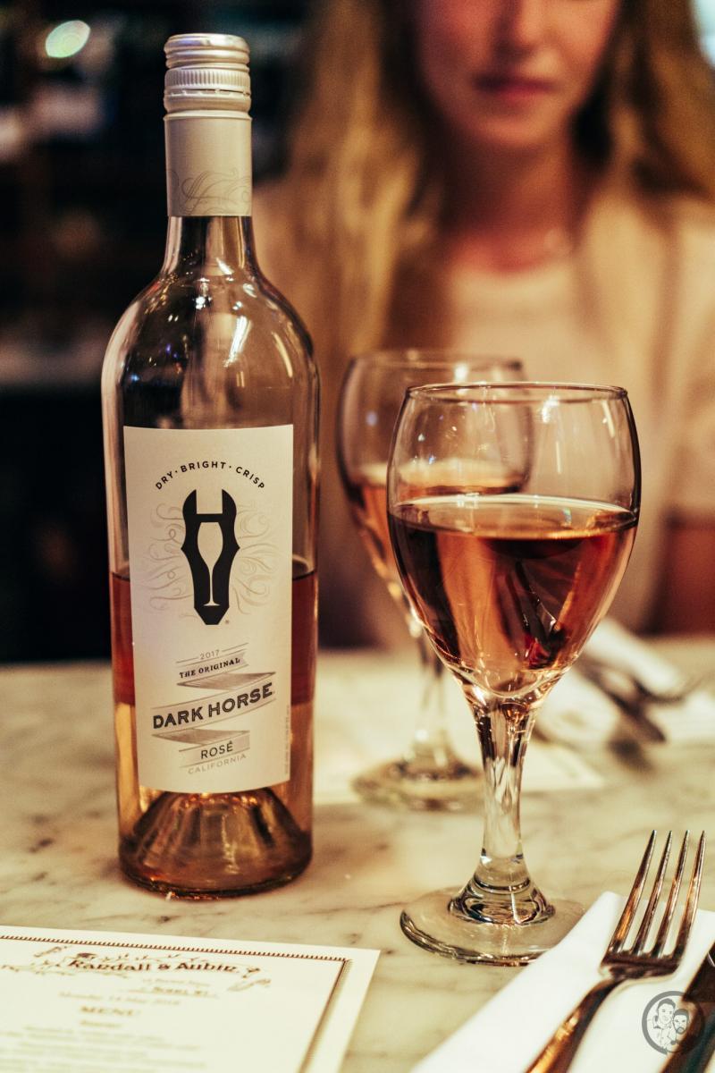Dark Horse Rosé Wein