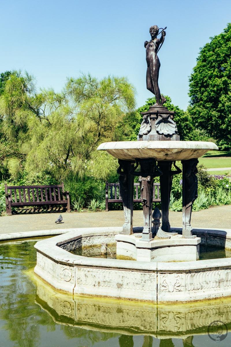 Diana Brunnen